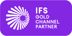 IFS_Icon_Gold-Channel-Partner_Positive